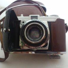 Cámara de fotos: CAMARA DE FOTOS, KODAK, MOD- RETINA 1-B, CON LA FUNDA ORIGINAL. Lote 58267271