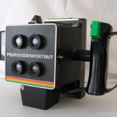 Photo camera - Polaroid Miniportrait de 1978 - 58325569