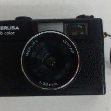 Cámara de fotos: CÁMARA DE FOTOS WERLISA. Lote 58385982