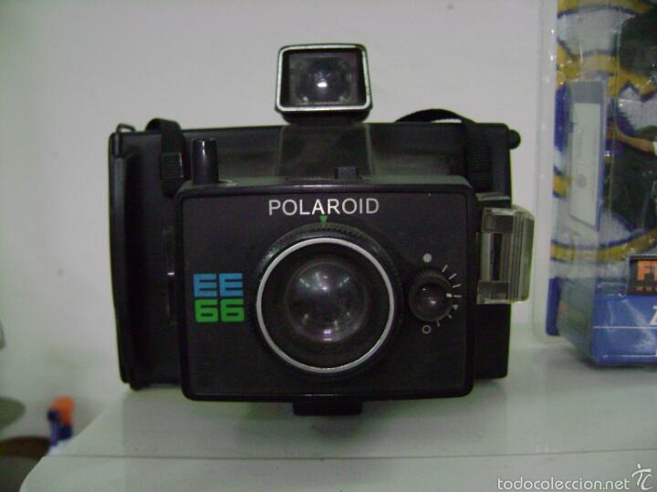 CÁMARA POLAROID EE66 (Cámaras Fotográficas - Clásicas (no réflex))