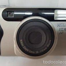 Cámara de fotos: MAGNIFICA CAMARA DE FOTOGRAFIA - NIKON - ZOOM - 600 AF - EN SU CAJA DE ORIGEN -. Lote 58397219