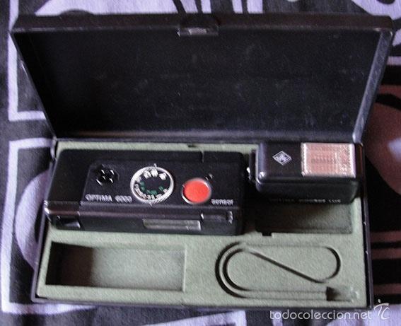 Cámara de fotos: CÁMARA DE FOTOS AGFA ÓPTIMA 6000 POCKET SENSOR COLOR 110 - MADE IN GERMANY - - Foto 2 - 59457100
