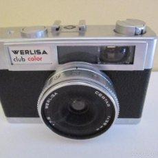 Cámara de fotos - CAMARA WERLISA CLUB COLOR 38MM. 1:7,5 - 60108095
