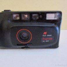 Cámara de fotos: CAMARA PREMIER AF PC-845. Lote 60108315