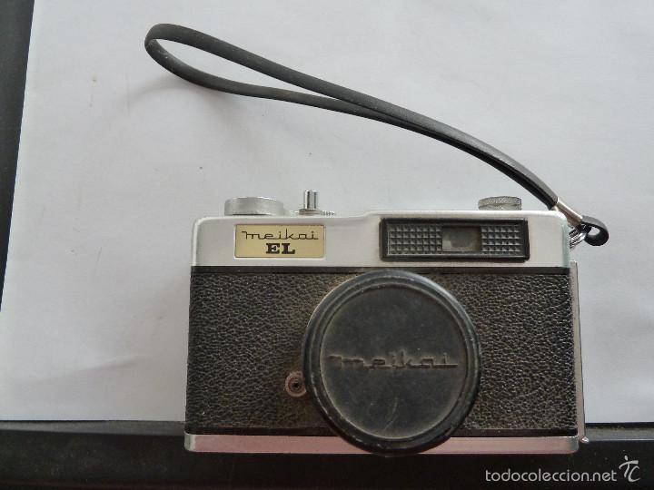 CAMARA DE FOTOS COMPACTA MEIKAI EL (Cámaras Fotográficas - Clásicas (no réflex))