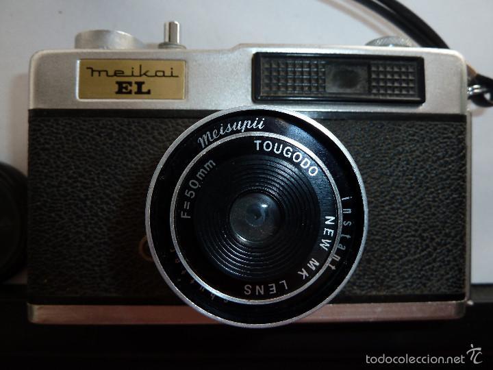 Cámara de fotos: CAMARA DE FOTOS COMPACTA MEIKAI EL - Foto 3 - 60138851