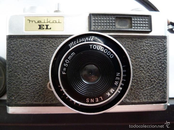 Cámara de fotos: CAMARA DE FOTOS COMPACTA MEIKAI EL - Foto 4 - 60138851