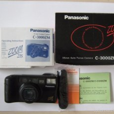 Cámara de fotos - CAMARA DE FOTOS VINTAGE PANASONIC C-3000 ZM ZOOM 28 SIN ESTRENAR - 60776603