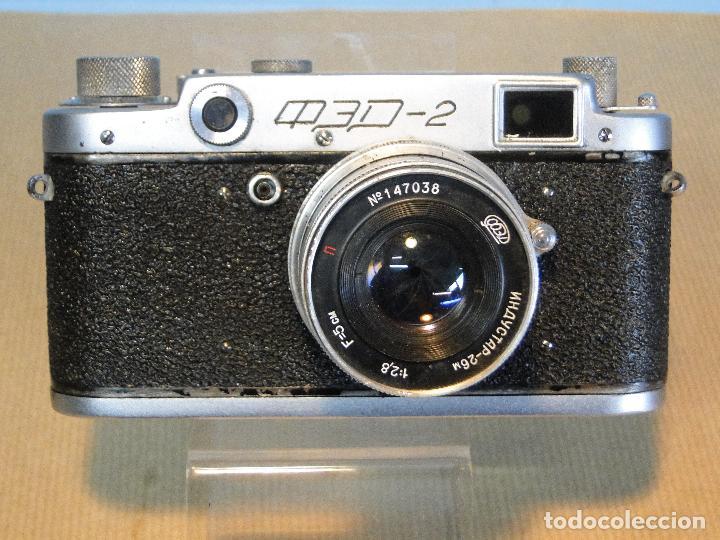 FED - 2 TYPE-B (Cámaras Fotográficas - Clásicas (no réflex))