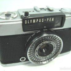 Cámara de fotos: CAMARA FOTOS CLASICA 35MM - OLYMPUS PEN EE-3 - JAPAN 1973 - ¡¡FUNCIONANDO Y FOTOMETRO¡¡ EE3. Lote 64108603