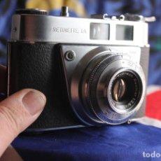 Kodak Retinette IA + Funda de cuero