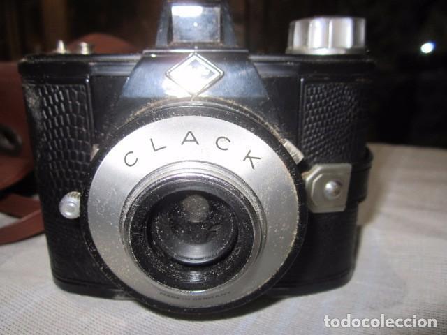 Cámara de fotos: Cámara de fotos Agfa Clack. - Foto 2 - 150227722
