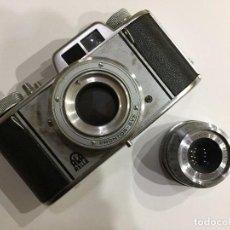 Cámara de fotos: AKA RELLE CON XENAR 50MM F 3.5. Lote 67902245