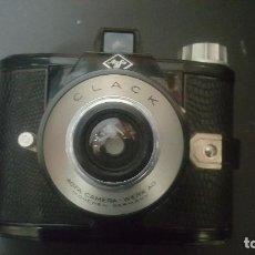 Cámara de fotos: CAMARA AGFA CLACK. CON FUNDA. Lote 68424221