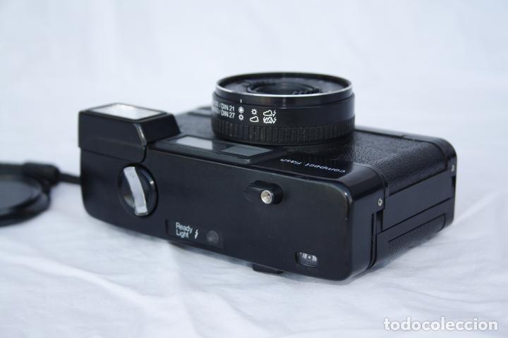 Cámara de fotos: Muy curiosa cámara de colección - HALINA compact flash - Foto 5 - 74676345