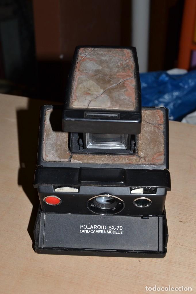 CAMARA POLAROID SX 70 (Cámaras Fotográficas - Clásicas (no réflex))