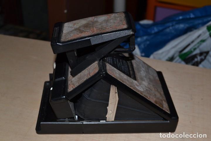 Cámara de fotos: camara polaroid sx 70 - Foto 2 - 74085011