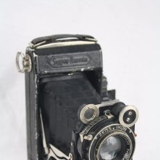 Cámara de fotos: ANTIGUA CÁMARA FOTOGRÁFICA DE FUELLE - ZEISS IKON SUPER IKONTA C 530/2 - ALEMANIA, 1934. Lote 74389871