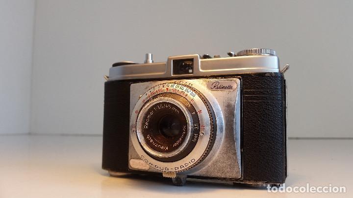 Camara antigua kodak alemania funcionando comprar - Camaras fotos antiguas ...