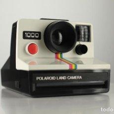 Cámara de fotos: CÁMARA FOTOGRAFICA POLAROID LAND CAMERA 1000 VINTAGE 70'S RETRO. Lote 75742671