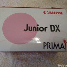 Cámara de fotos: CAMARA FOTOS CANON PRIMA JUNIOR DX. Lote 76166365