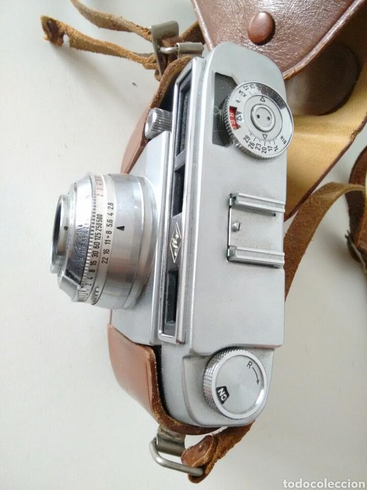 Cámara de fotos: Camara de fotos agfa en perfectas condiciones - Foto 2 - 77333517