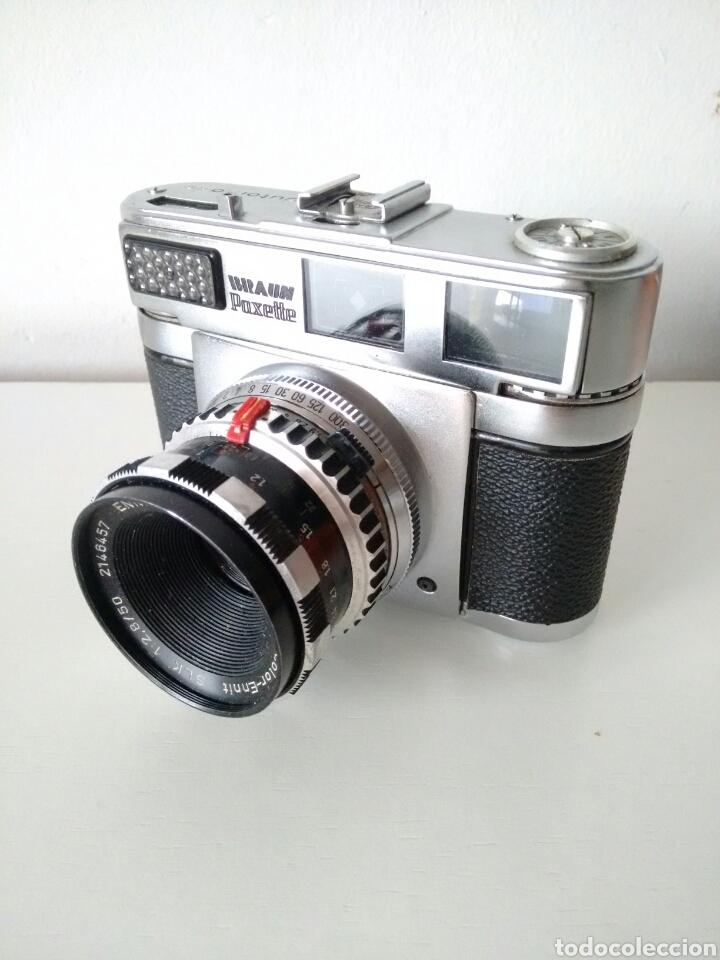 CAMARA DE FOTOS BRAUN SUPER 3 (Cámaras Fotográficas - Clásicas (no réflex))
