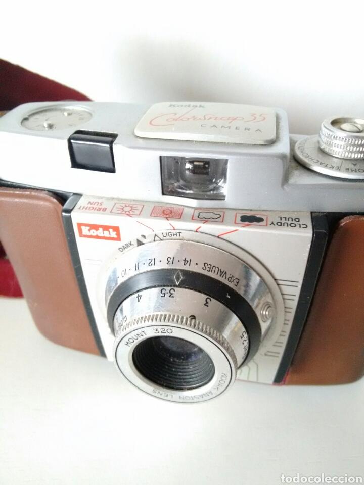 Cámara de fotos: Camara de fotos agfa en perfectas condiciones - Foto 2 - 77334319