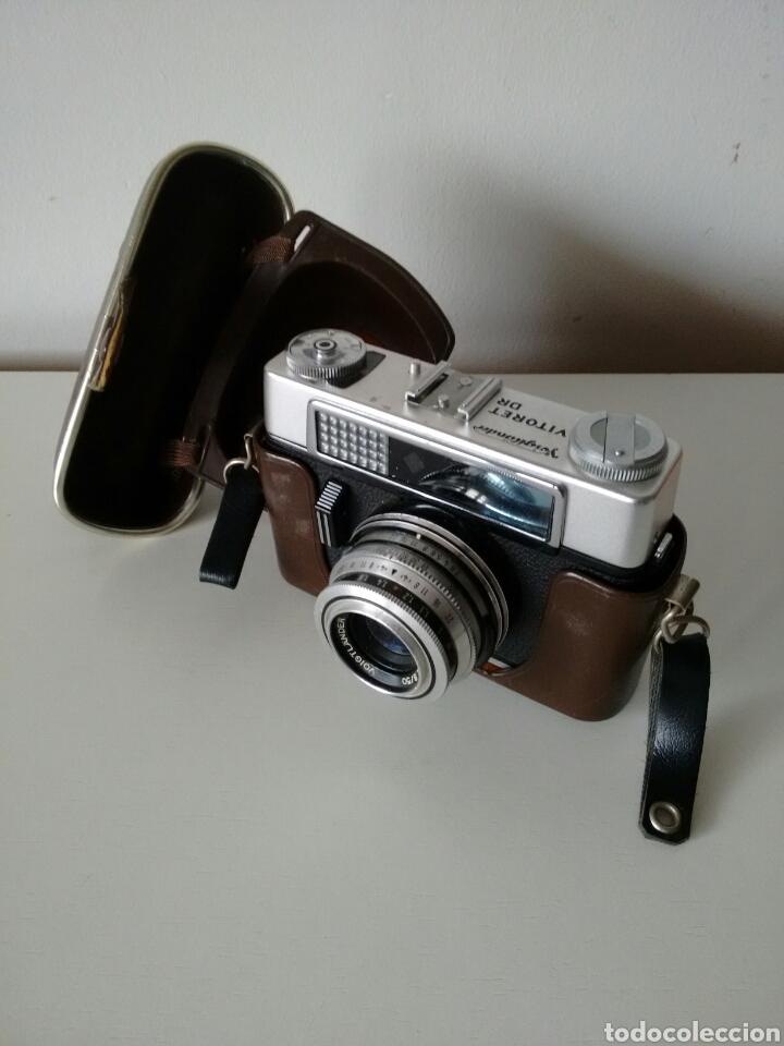 CAMARA DE FOTOS VITORETTE EN PERFECTAS CONDICINES (Cámaras Fotográficas - Clásicas (no réflex))