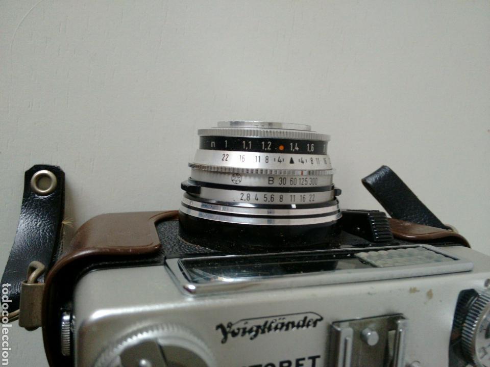 Cámara de fotos: Camara de fotos vitorette en perfectas condicines - Foto 6 - 77334895