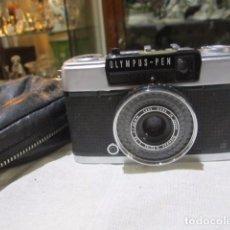Cámara de fotos: CÁMARA DE FOTOS OLYMPUS-PEN EE-3. Lote 77409489