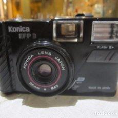 Cámara de fotos: CÁMARA DE FOTOS KONICA EFP3. Lote 77409597