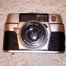 Cámara de fotos: CÁMARA FOTOGRÁFICA ANTIGUA. Lote 77609865