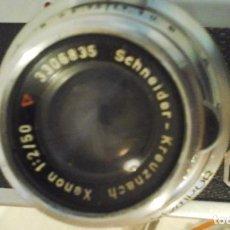 Cámara de fotos: CAMARA AKAREX III DE 1953. Lote 77616137