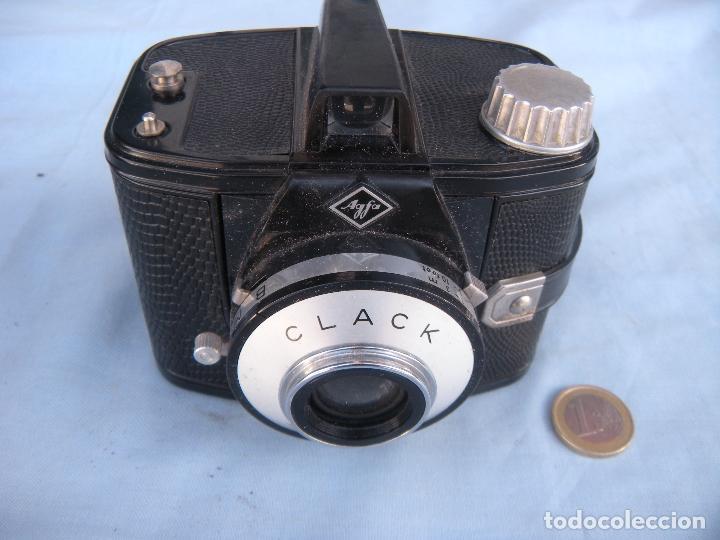 Cámara de fotos: CÁMARA DE FOTOS AGFA CLACK. - Foto 5 - 79194609