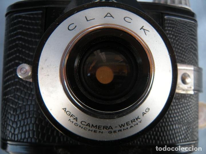Cámara de fotos: CÁMARA DE FOTOS AGFA CLACK. - Foto 6 - 79194609