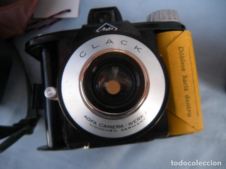 Cámara de fotos: CÁMARA DE FOTOS AGFA CLACK. - Foto 10 - 79194609