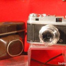 Cámara de fotos: CAMARA FOCA AÑO 1962 FRANCIA 1..2.8-F.4.5 FUNDA ORIGINAL FUNCIONA . Lote 80570046