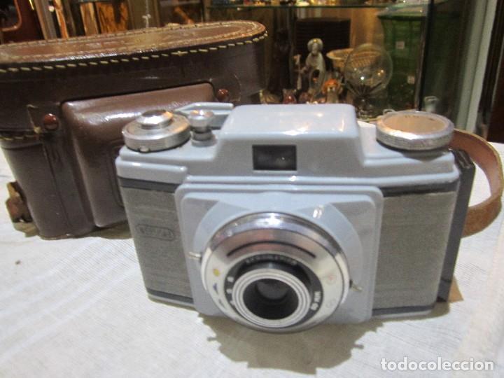CÁMARA DE FOTOS WERLISA I, CON SU FUNDA. (Cámaras Fotográficas - Clásicas (no réflex))