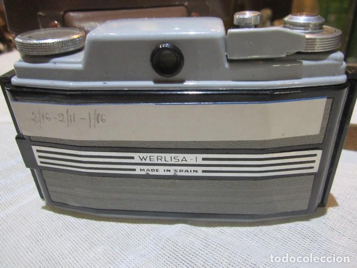 Cámara de fotos: Cámara de fotos Werlisa I, con su funda. - Foto 4 - 80952532