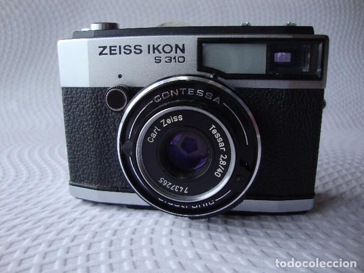 CAMARA ZEISS IKON S 310 (Cámaras Fotográficas - Clásicas (no réflex))