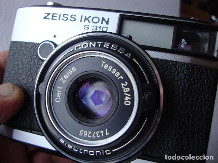 Cámara de fotos: CAMARA ZEISS IKON S 310 - Foto 7 - 81019664