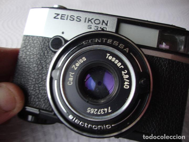 Cámara de fotos: CAMARA ZEISS IKON S 310 - Foto 13 - 81019664