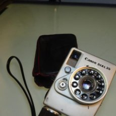 Cámara de fotos - CURIOSA CÁMARA DE FOTOS CANON MODELO DIAL 35 - 28MM - 1:2,8 - CON FUNDA - - 81192264