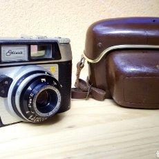 Cámara de fotos: CAMARA DE FOTOS EDIXA PRONTOR CON FUNDA LEER DESCRIPCIÓN. Lote 81722326