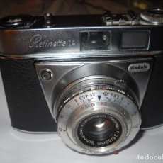 Cámara de fotos: CAMARA DE FOTOS KODAK, MODELO RETINETTE IA MADE IN GERMANY. Lote 82234948