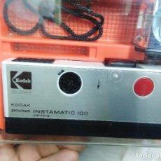 Cámara de fotos: CAMARA KODAK POCKET INSTAMATIC 100. Lote 82710580