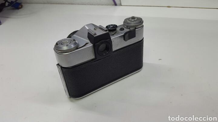 Cámara de fotos: Cámara fotográfica rusa ZENIT-E (AÑO 1980) - Foto 2 - 136700490