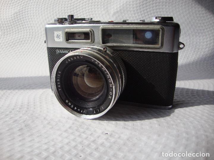 CAMARA YASHICA ELECTRO 35 (Cámaras Fotográficas - Clásicas (no réflex))