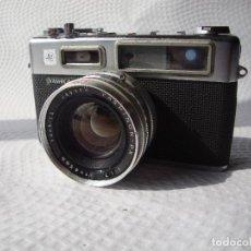 Cámara de fotos: CAMARA YASHICA ELECTRO 35. Lote 84754984